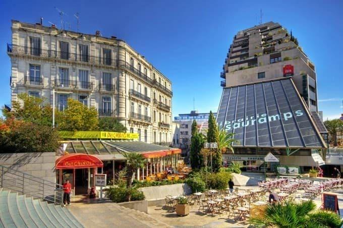 Франция, Монпелье
