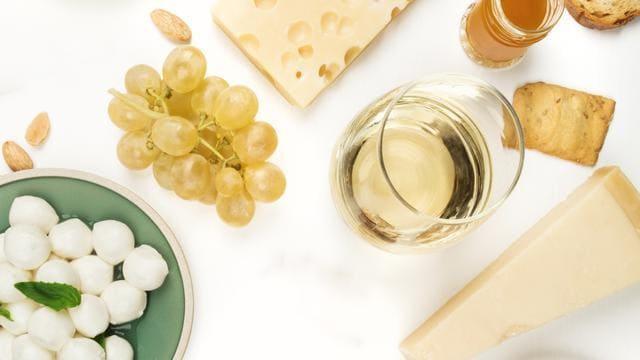 Сыр к вину Пино Гриджио