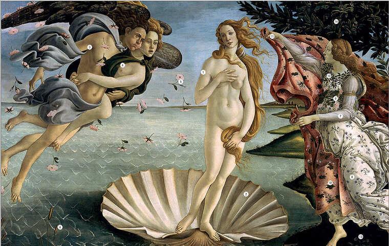 Рождение Венеры