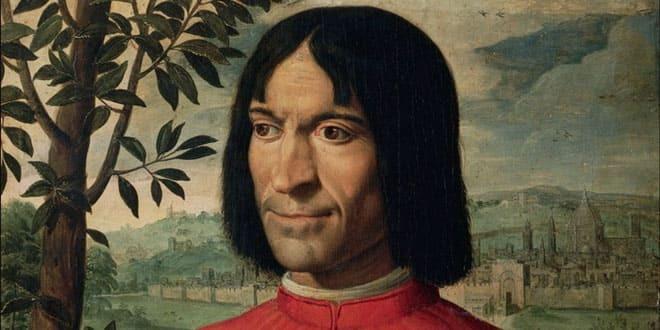 Лоренцо Медичи, Ботичелли