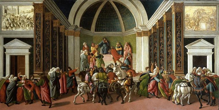 История римлянки Виргинии