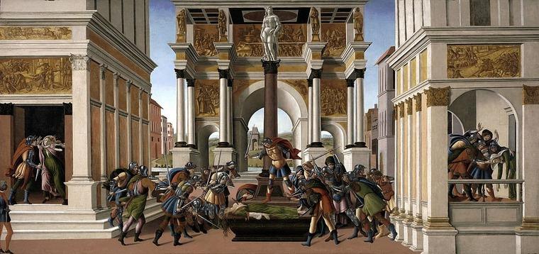 История римлянки Лукреции