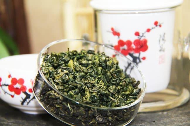 Зеленый чай - напиток долгожителей