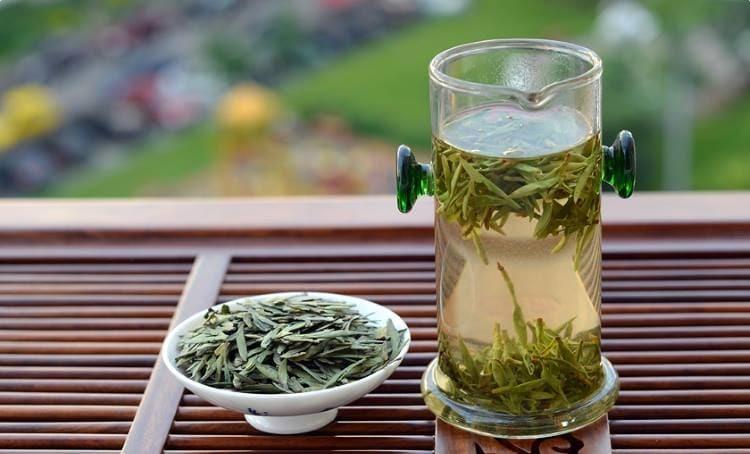 Зеленый чай и его полезные свойства