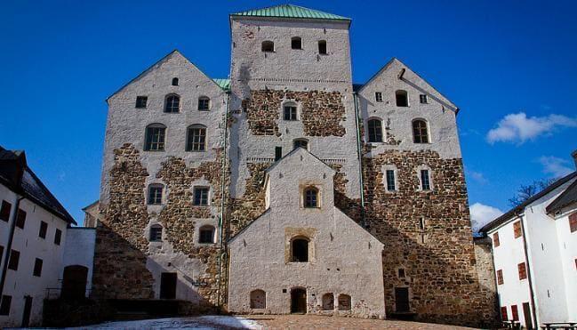 Абоский замок в Финляндии
