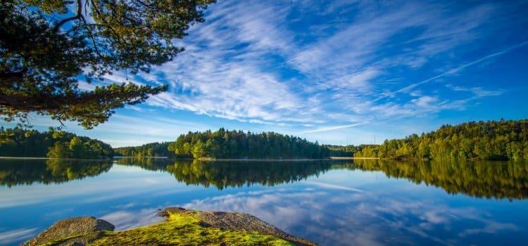 Озеро Оулуярви