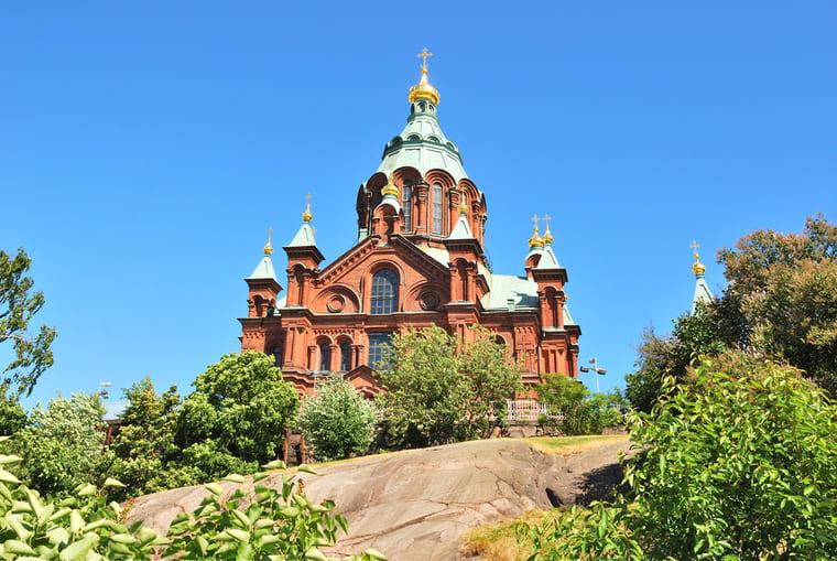 Успенский собор в Финляндии