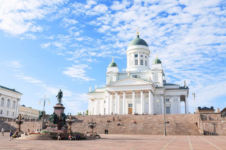 Кафедральный собор в Финляндии