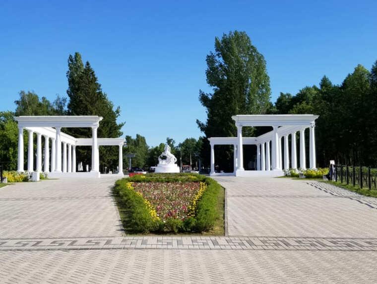Парк 550-тилетия Чебоксар