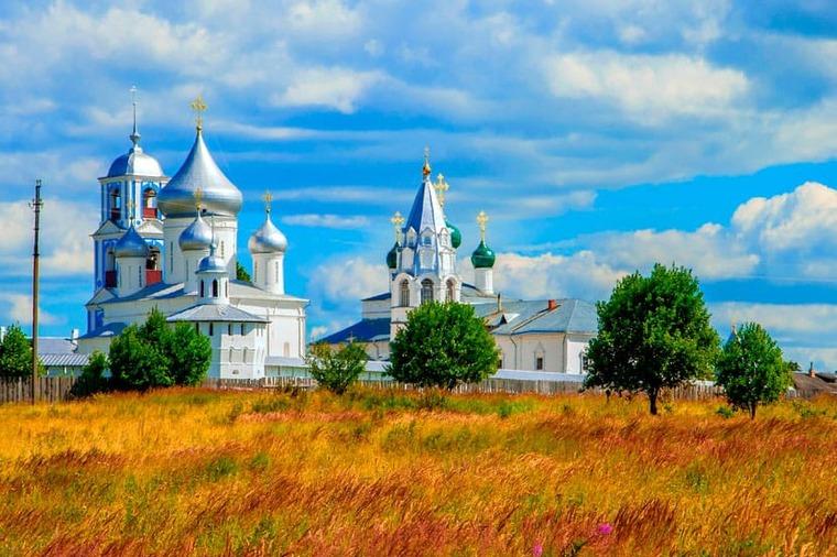 Монастырь в Переславле-Залесского