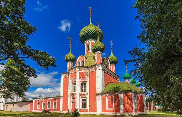 Владимирский собор в Переславле-Залесского