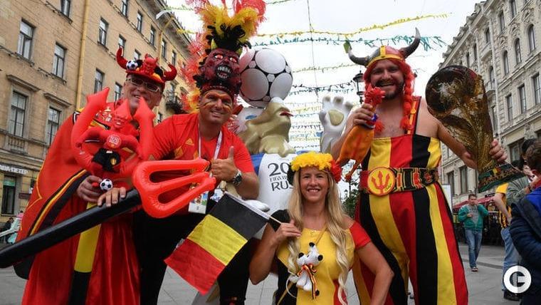 Бельгийцы