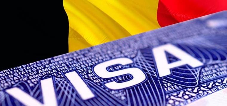 Виза в Бельгии