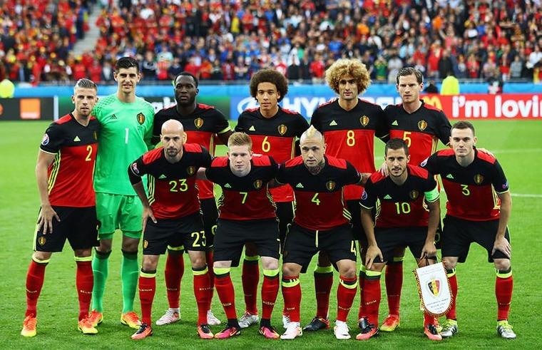 Футбол бельгийский