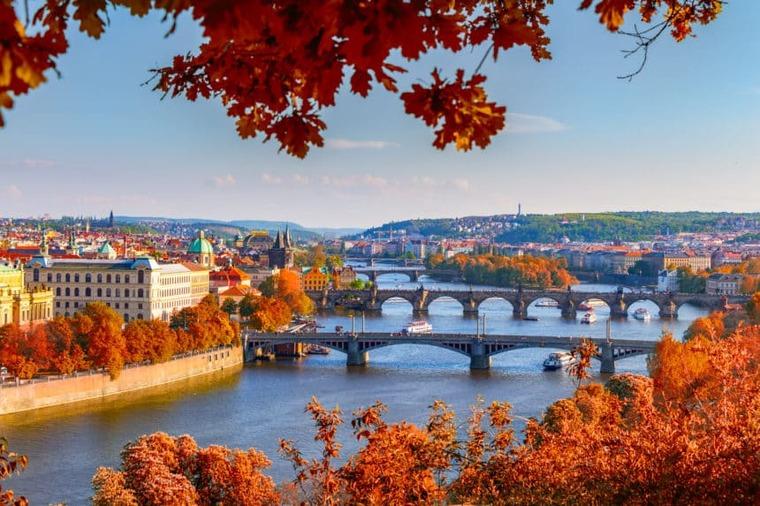 Чехия в сентябре