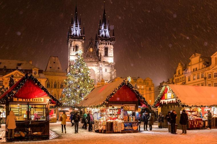Чехия в феврале