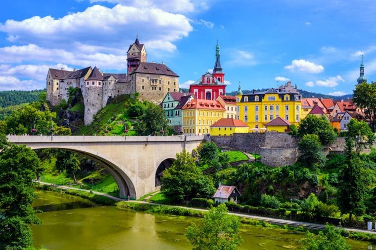 Чехия июне