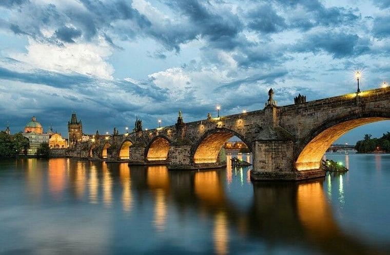 Чехия в июле