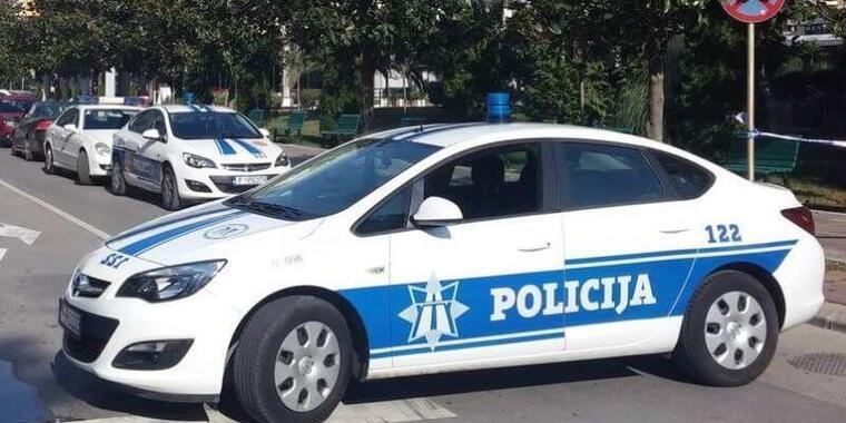 Полиция в Черногории