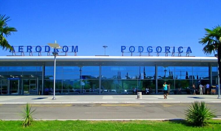 Аэропорт в Черногории