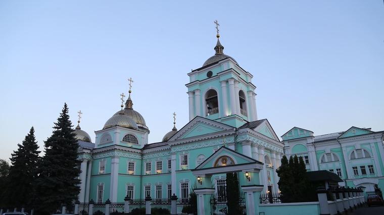 Преображенский кафедральный собор