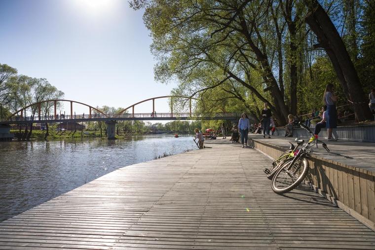 Парк Победы Белгород