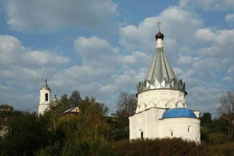 Церковь Косьмы и Домиана