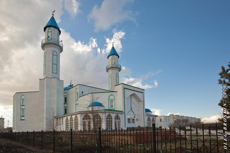 Сибирская соборная мечеть Хаир Ихсан