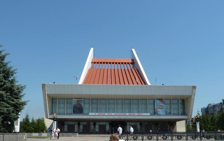 Музыкальный театр в Омске