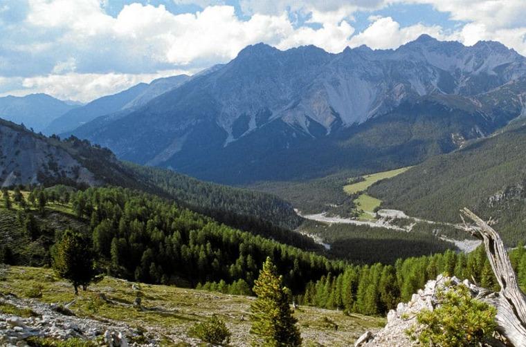 Национальный парк Швейцарии