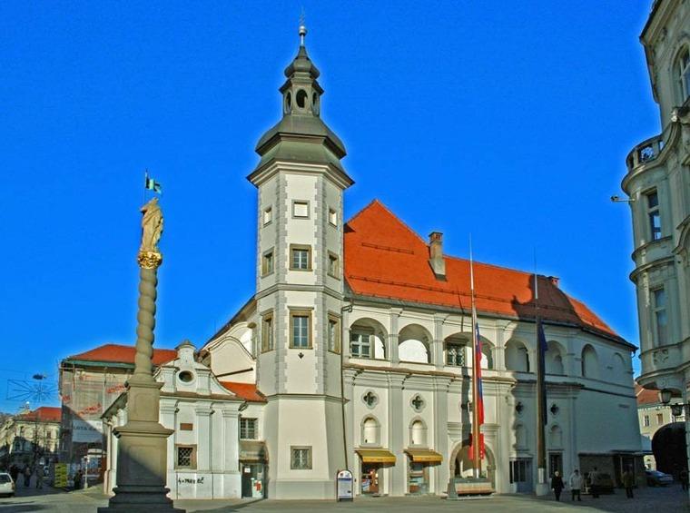 Мариборский замок
