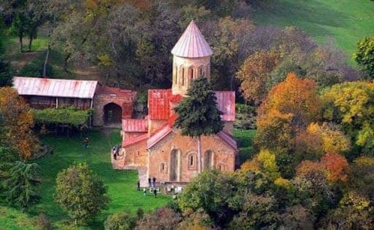 монастырь Бетания
