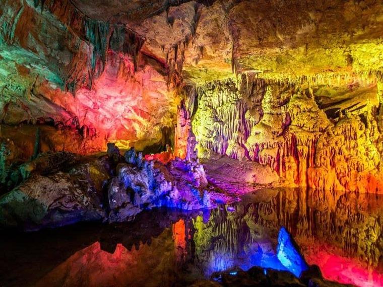 Пещера Кумистави