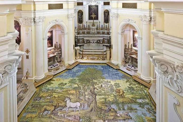 Церковь Св. Константина Капри