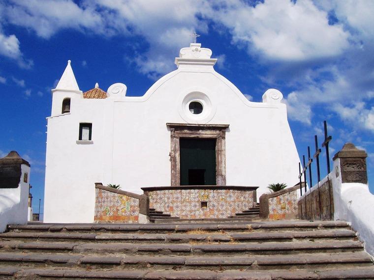 Часовня Св. Антония, церковь Св. Марии