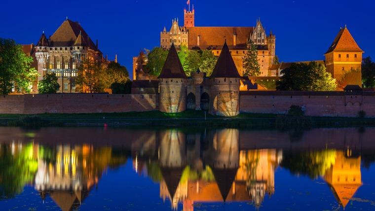 Мальборкский замок