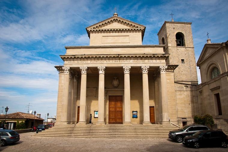 Базилика Сан-Марино
