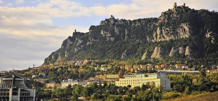 Гора Монте титано