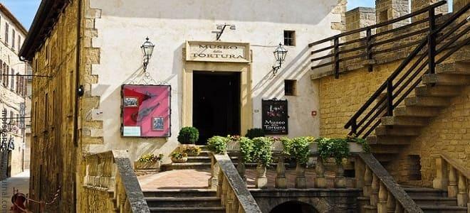 Музей пыточных орудий Сан-Марино