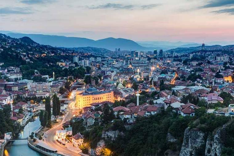 Сараево история