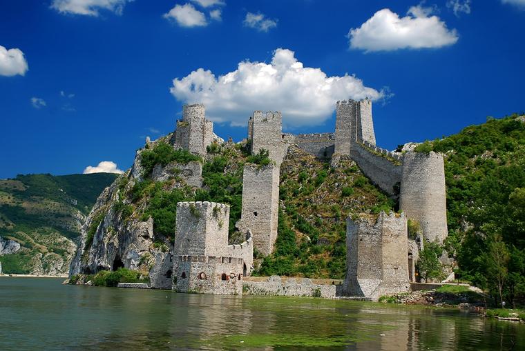 Красивые виды Сербии