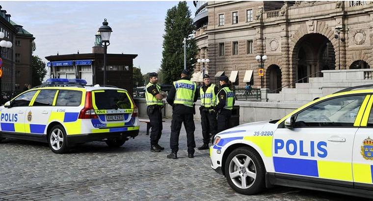 Безопасность в Швеции