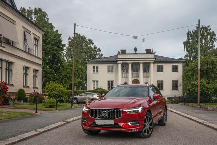 Аренда авто в Швеции