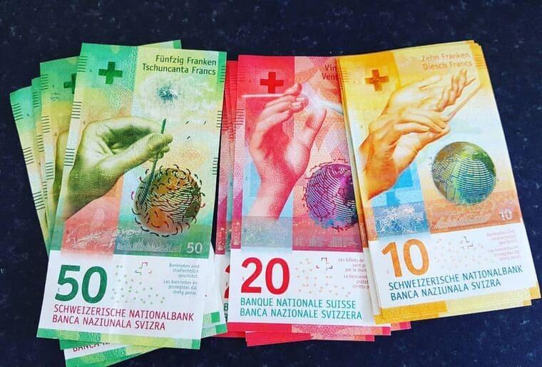 Деньги в Швейцарии