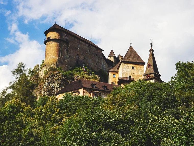 Ижморский замок