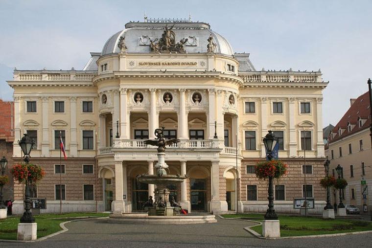 Национальный театр в Словакии