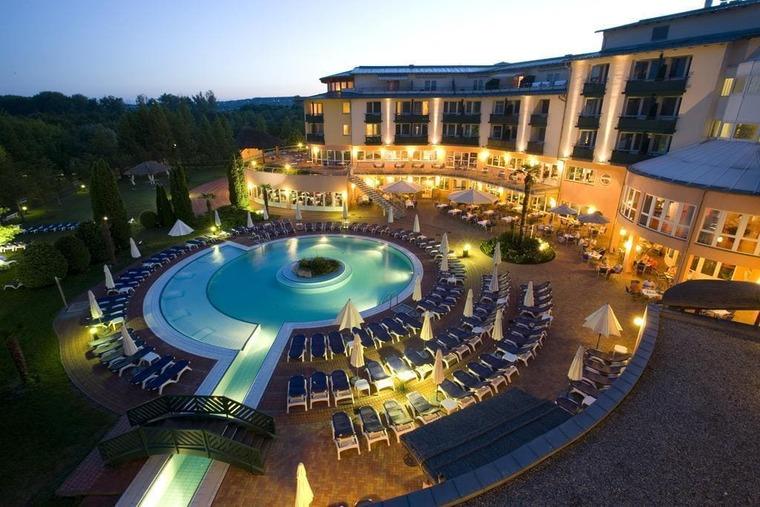 Отели в Венгрии